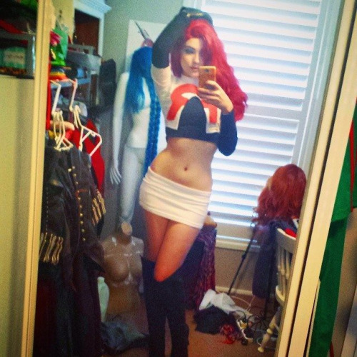 Cosplay cam girls.
