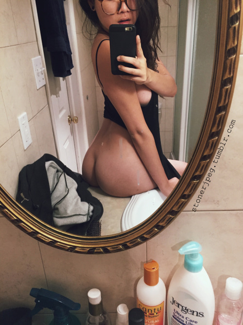 stonerjpeg: Confident pre-shower selfies Y'all asked to see my…