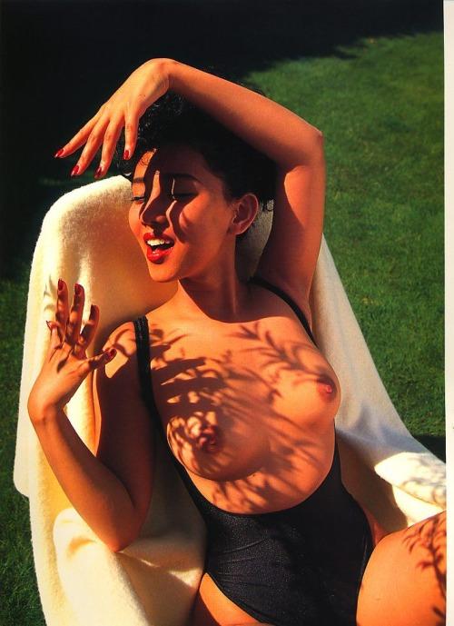 Kumiko naked samantha